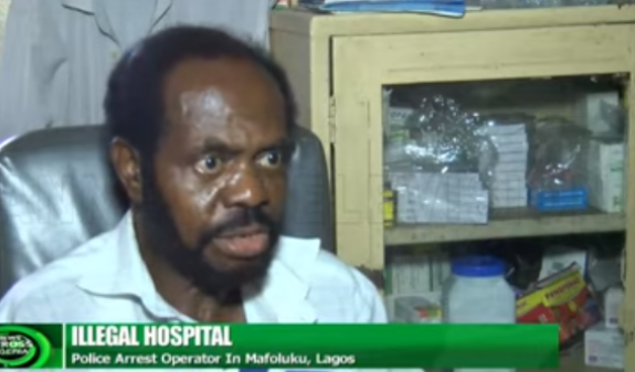Illegal hospital that has been operated by a Ghanaian for 23 years, discovered in Lagos lindaikejisblog