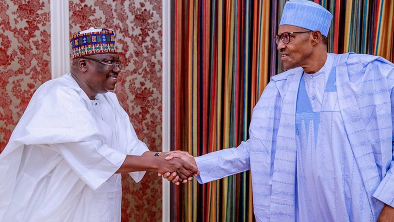 Any request that comes from Buhari will make Nigeria a better place - Senate President, Ahmed Lawan lindaikejisblog