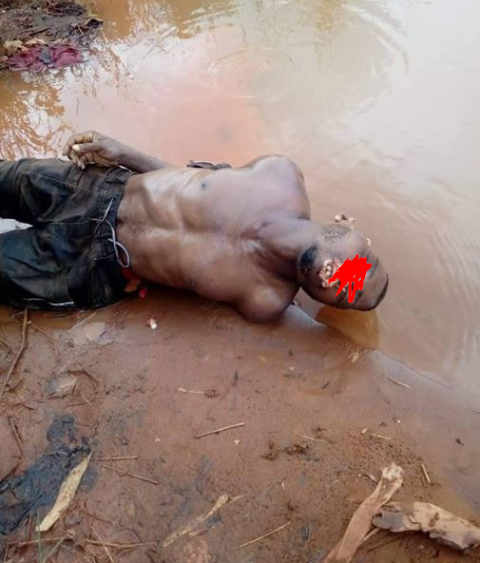 Corpse of man whose hand was tied behind his back found floating on Anambra River lindaikejisblog