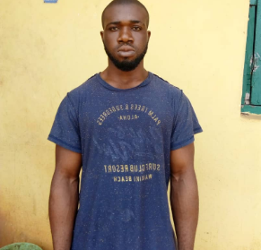 "Man arrested for beating Ikorodu ""Actor"" to death (photo)"