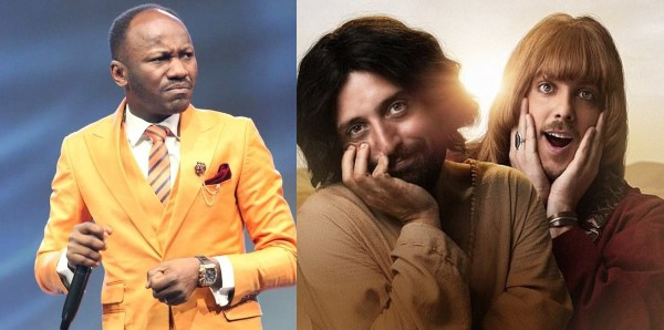 Delete your Netflix app, movie which portrayed Jesus as gay is an insult to Christianity - Apostle Suleman lindaikejisblog
