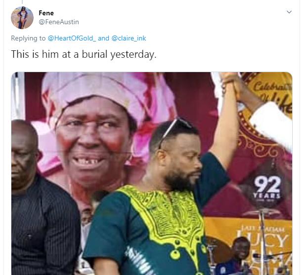 Twitter users accuse Bishop Umoh 'Okon Lagos' of faking his weight loss lindaikejisblog 2