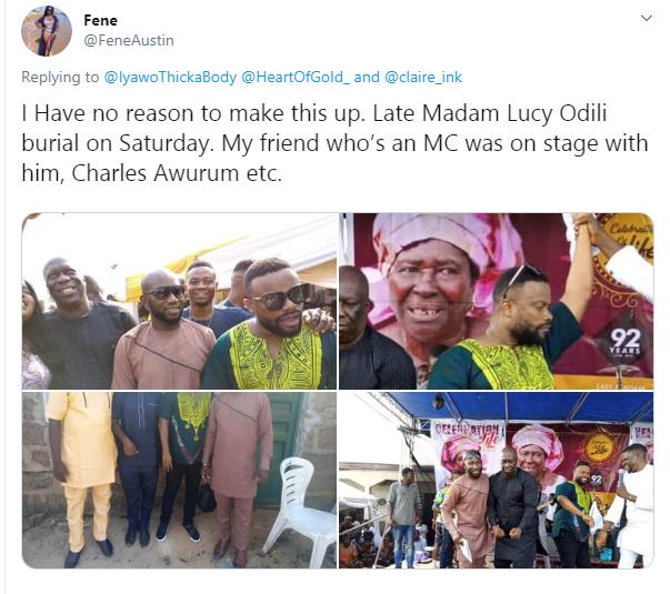 Twitter users accuse Bishop Umoh 'Okon Lagos' of faking his weight loss lindaikejisblog 3