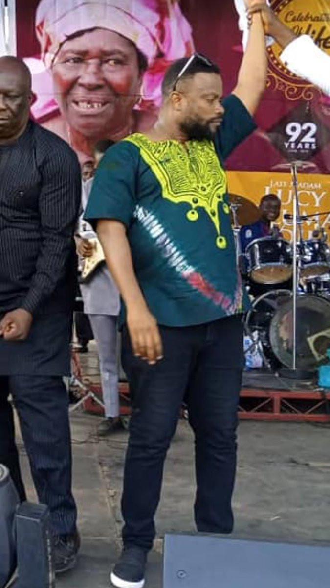 Twitter users accuse Bishop Umoh 'Okon Lagos' of faking his weight loss lindaikejisblog 4