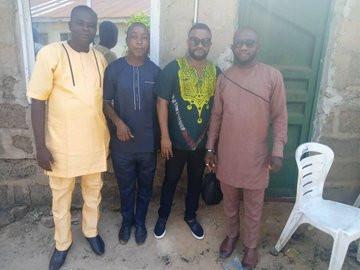 Twitter users accuse Bishop Umoh 'Okon Lagos' of faking his weight loss lindaikejisblog 6
