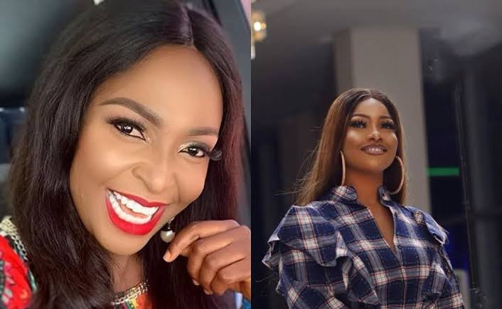 My ex took to me court and I won him after 5 years - Blessing Okoro reacts to Tacha's N20m lawsuit notice lindaikejisblog