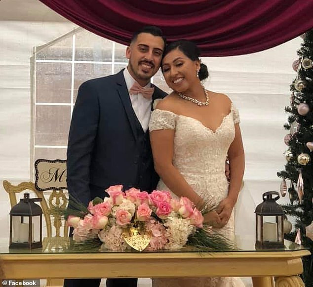 Groom beaten to death at his wedding reception after two uninvited men showed up