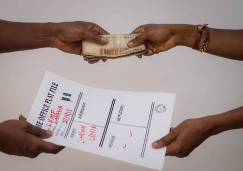 30 Percent of Nigerians paid bribe to public officials In 2019 - New Report
