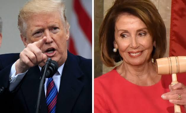 Pelosi withhold impeachment articles against Trump, delays Senate Trial lindaikejisblog