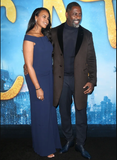Actor Idris Elba and wife Sabrina Dhowre Elba 'expecting their first child' (Photos)