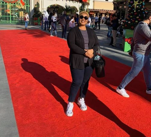 Lovely photos of former Nollywood actress, Dolly Unachukwu and her kids