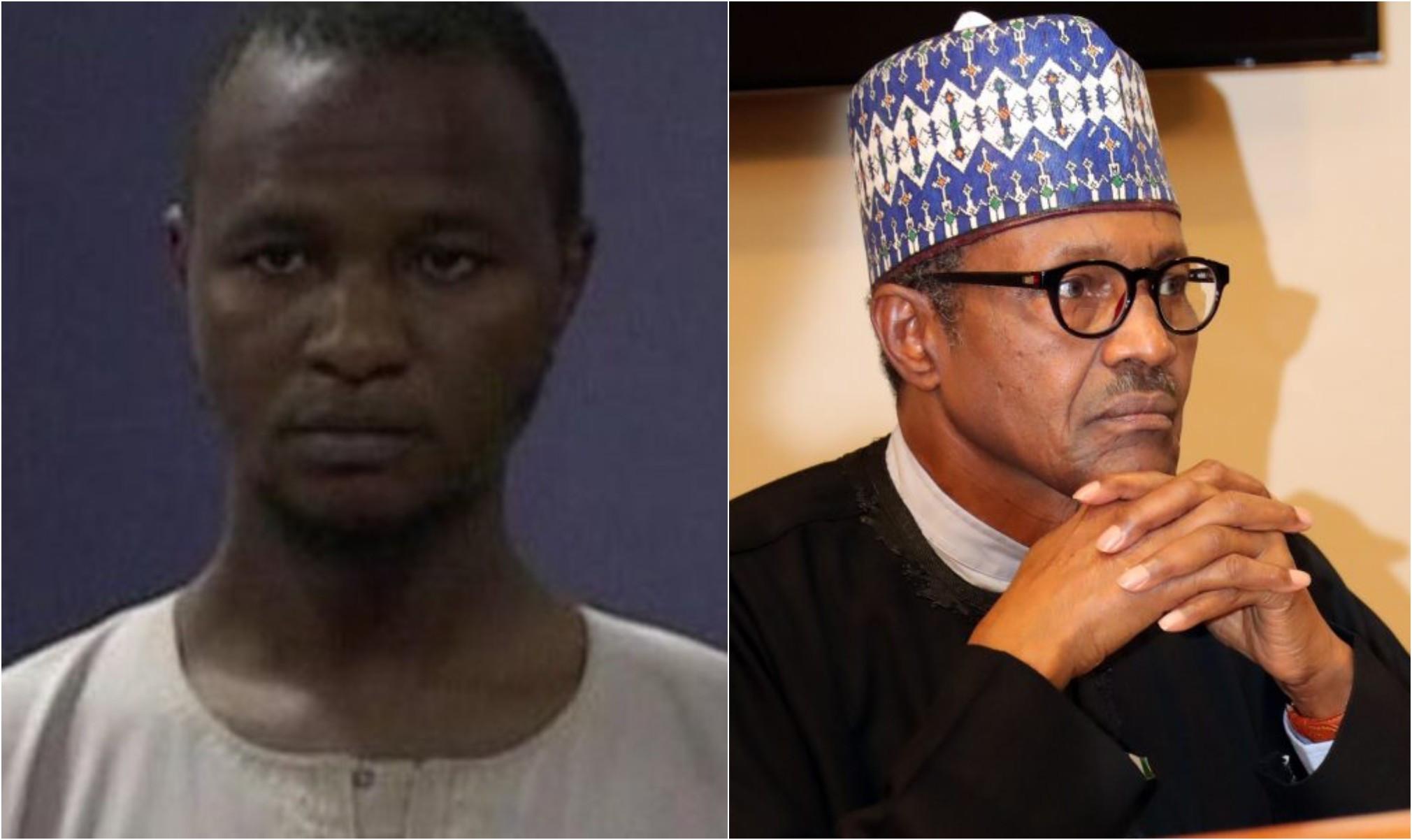 Alleged mastermind of Buhari's fake wedding arraigned, faces 3 years imprisonment lindaikejisblog