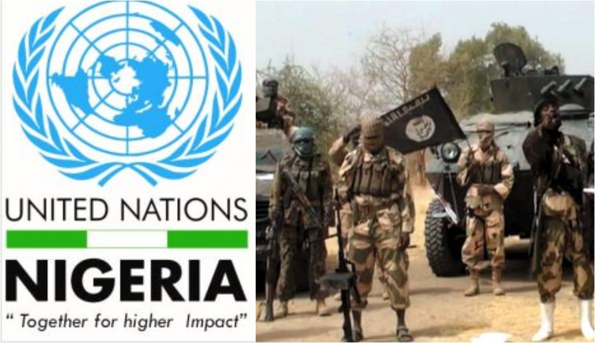 Boko Haram insurgents have more checkpoints in the North-East now - UN lindaikejisblog