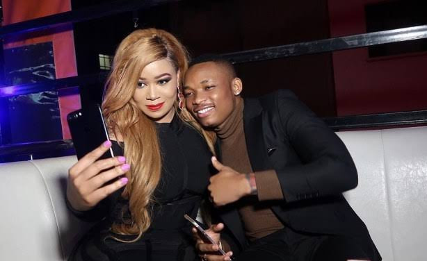 I wasnt interested in Vera Sidika from the onset - Otile Brown wowplus