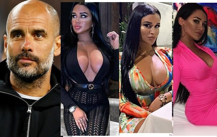 Manchester City coach Pep Guardiola confirms his stars including married footballers partied with 22 Italian Instagram models