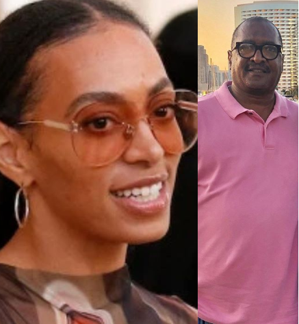 Matthew Knowles' Instagram message to daughter Solange raises brows