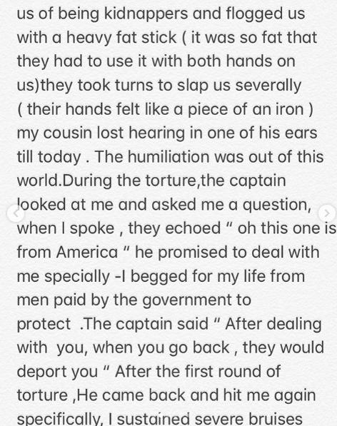 We don't have human rights in Nigeria - Army officer tells UK-based Nigerian businessman he dehumanized lindaikejisblog 2