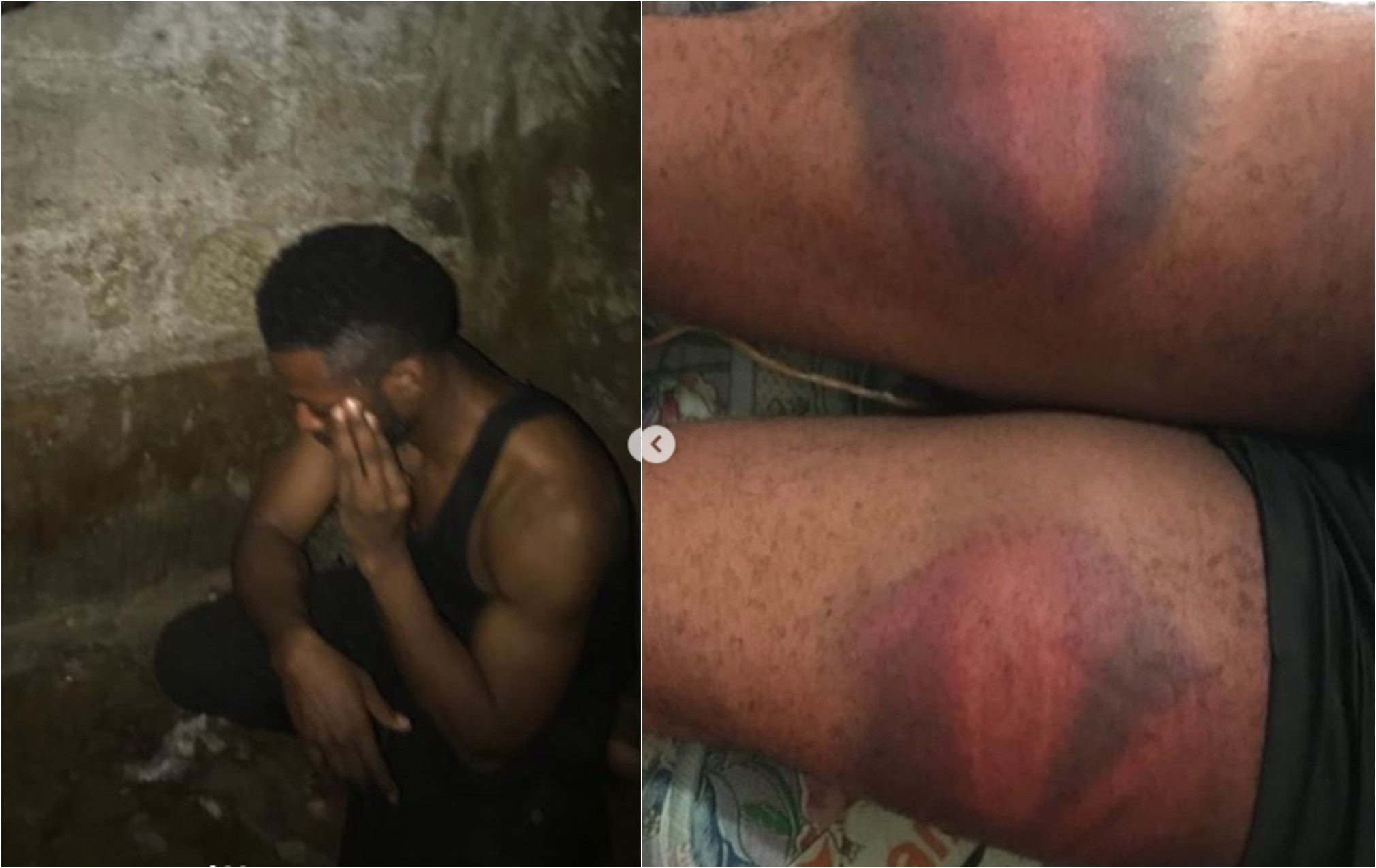 We don't have human rights in Nigeria - Army officer tells UK-based Nigerian businessman he dehumanized lindaikejisblog
