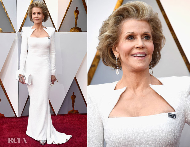 82-year-old Jane Fonda insists she is done with plastic surgery