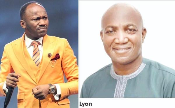 Apostle Suleman mocks Nigerian government as Supreme Court sacks David Lyon as winner of Bayelsa governorship election lindaikejisblog