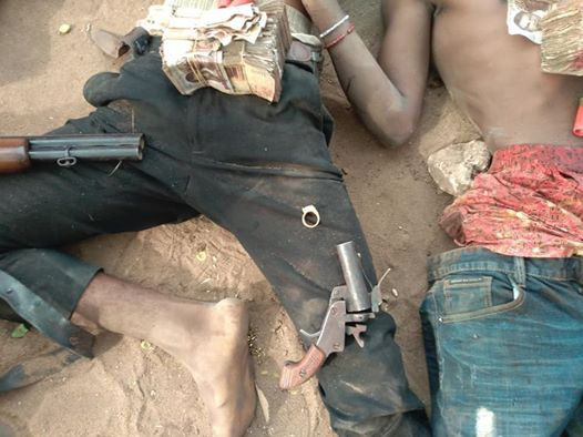 Police gun down three armed robbery suspects in Anambra, arrest two others