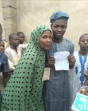 Two boys contest in an election over a girl in Bauchi lindaikejisblog 2