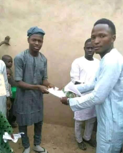 Two boys contest in an election over a girl in Bauchi lindaikejisblog 3