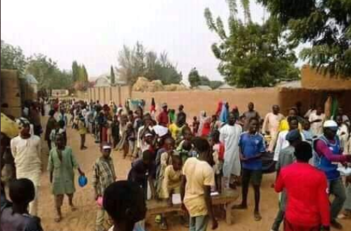 Two boys contest in an election over a girl in Bauchi lindaikejisblog 4