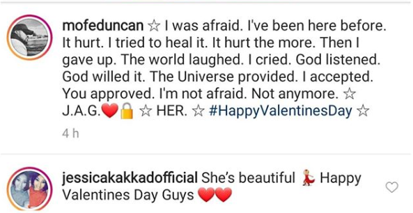 Mofe Duncan shows off his new girlfriend after divorce, ex-wife reacts lindaikejisblog 2