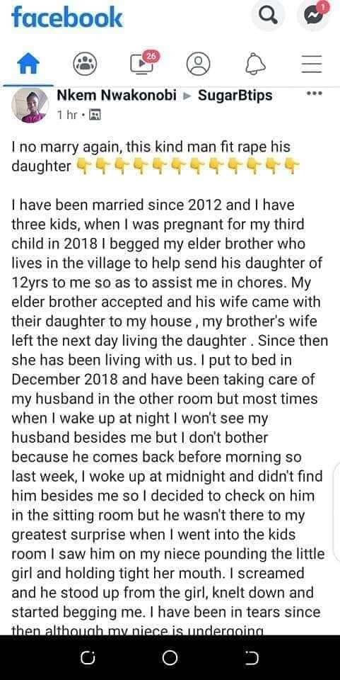 Nigerian married man sparks outrage after revealing he loves sleeping with 12, 13 and 14-year-old girls lindaikejisblog 1
