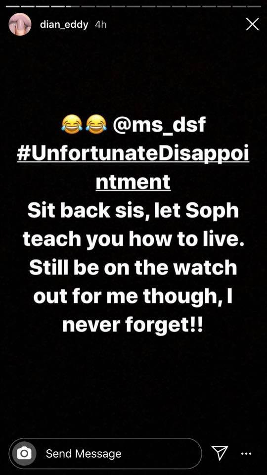 Diane and Sophia Egbejule drag Actress Dorcas Fapson for being a 'leech', shares 'proof' to back claims of her borrowing things from them for Instagram lindaikejisblog 4