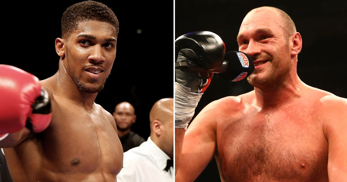 See Tyson Fury, Anthony Joshua and Deontay Wilder's new positions as Ring Magazine releases new list of top 10 heavyweights, All9ja