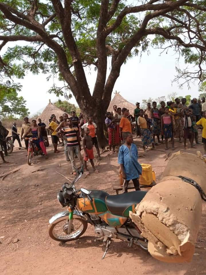 Suspected Fulani herdsmen hack four people to death in fresh attack on Benue community ( graphic photos), All9ja