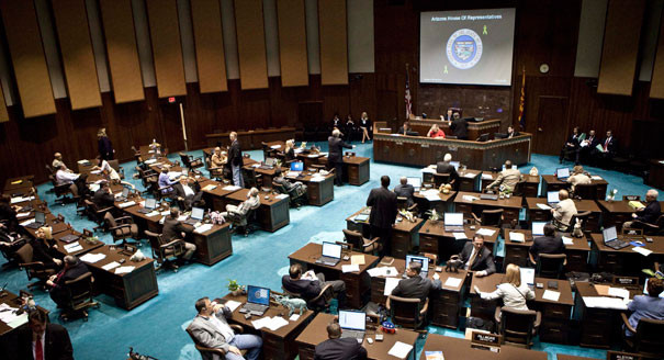 , Arizona state House passes bill banning transgender female athletes from participating in school sports, All9ja, All9ja