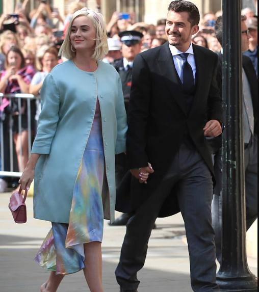 , Pregnant Katy Perry and fiance Orlando Bloom to postpone their wedding over coronavirus fears, All9ja, All9ja