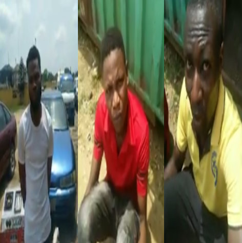 , Sales boy burgles boss' shop in Rivers State, steals goods worth over N1.6M (video), All9ja, All9ja