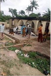 Second wife sets husbands house ablaze after he married a new wife lindaikejisblog 1