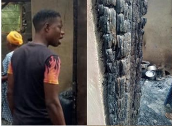 Second wife sets husbands house ablaze after he married a new wife lindaikejisblog