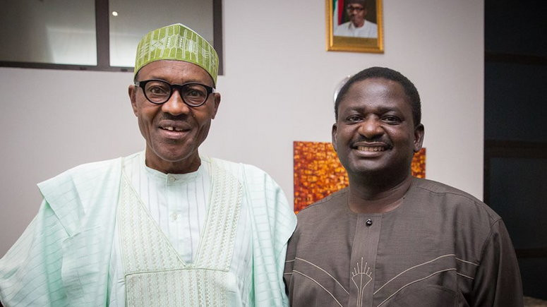 Buhari testing negative for coronavirus is a thing of joy - Femi Adesina lindaikejisblog