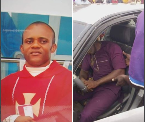 Catholic Priest found dead in his car in Anambra lindaikejisblog