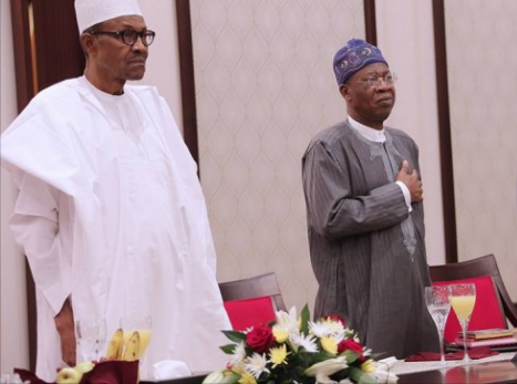 , FG denies report of Buhari coughing after CoS Abba Kyari tested positive for coronavirus, expresses challenges in contact-tracing, All9ja, All9ja