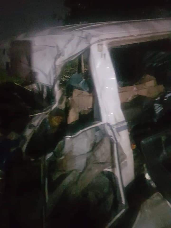 Eight passengers rescued by RRS as truck driver flee after causing accident lindaikejisblog 1 1