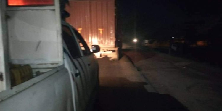 Eight passengers rescued by RRS as truck driver flee after causing accident lindaikejisblog 1 2