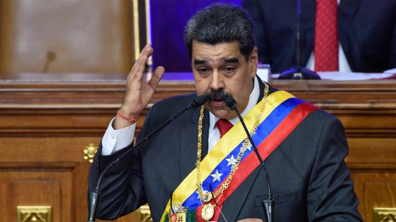 US offers $15m reward for information leading to arrest of Venezuelas President, Nicols Maduro lindaikejisblog  2