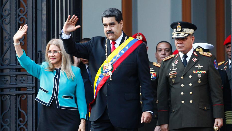 US offers $15m reward for information leading to arrest of Venezuelas President, Nicols Maduro lindaikejisblog
