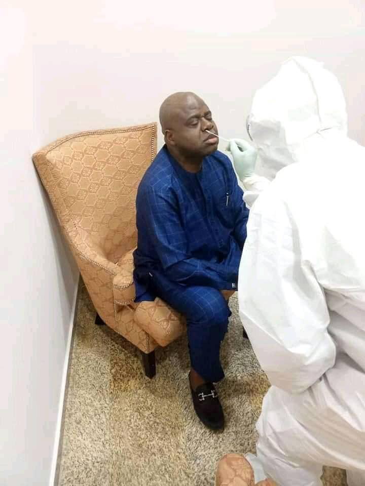 Governor Duoye Diri tests negative for coronavirus lindaikejisblog