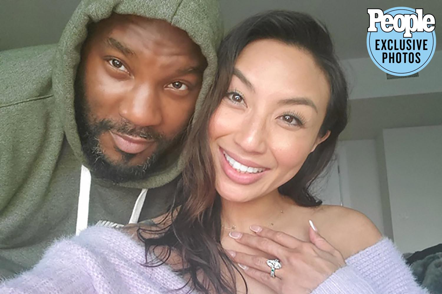 Rapper Jeezy and girlfriend Jeannie Mai get engaged during romantic 'quarantine date night' (Photos), All9ja