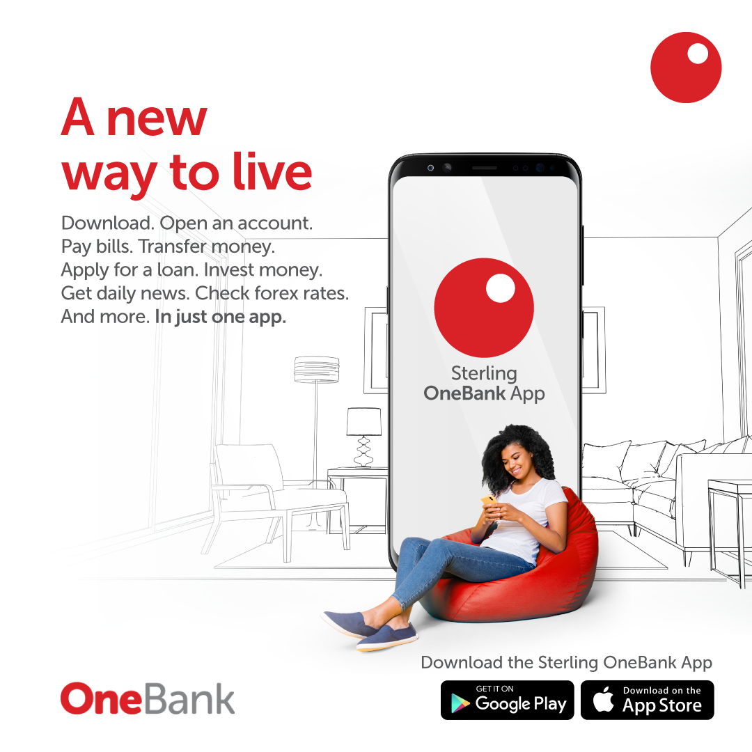 Sterling Banks OneBank App Promises a New Way to Live