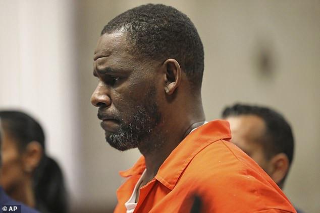 R. Kelly's bid for jail release due to Coronavirus fears is denied