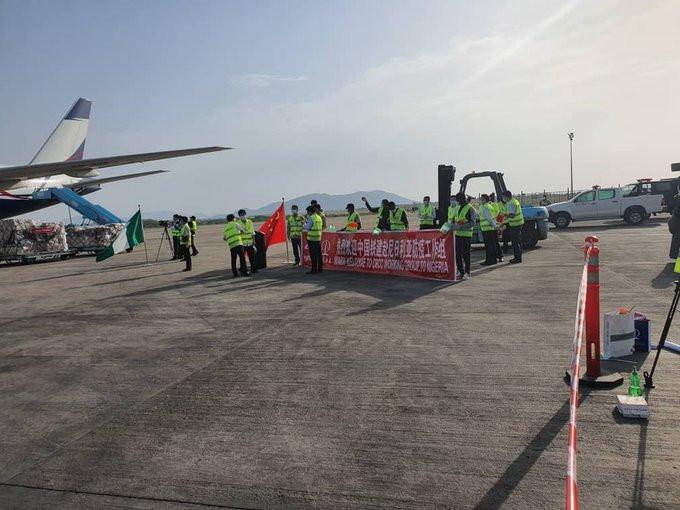 15 Chinese doctors arrive Nigeria despite protest from Nigerian doctors lindaikejisblog 4